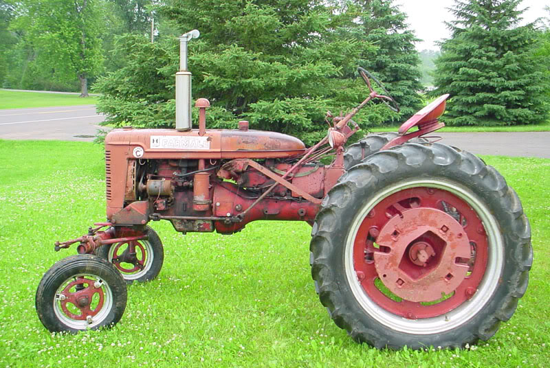 farmall super c implements - photo #22