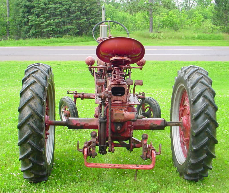 farmall super c implements - photo #34