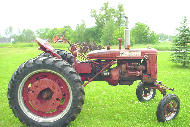farmall super c implements - photo #27