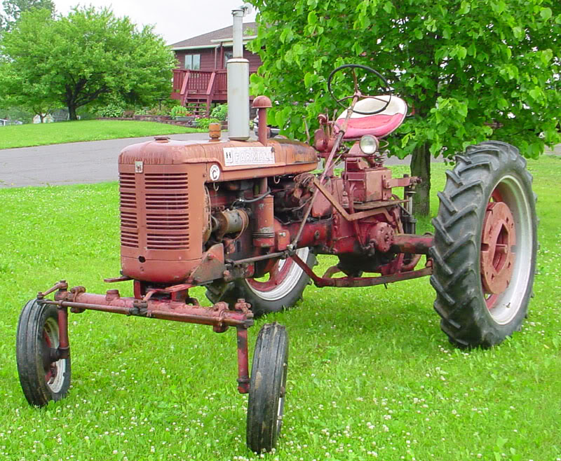 farmall super c implements - photo #26